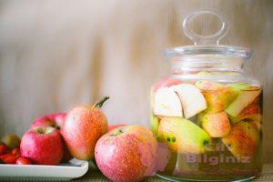 Elma Sirkesi İle Cilt Bakımı