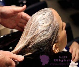 Maya İle Saç Bakımı