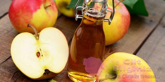 Elma Sirkesi İle Cilt Bakımı Nasıl Yapılır?