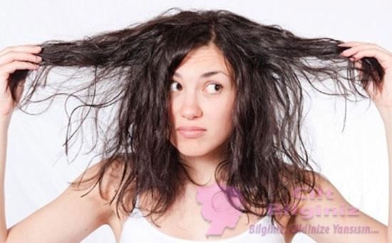 Saçlar Nasıl Gürleşir