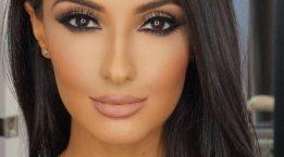 Yüzü İnce Gösteren Saç ve Makyaj Nasıl Yapılır?