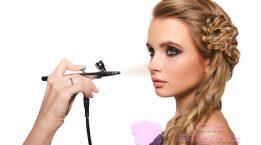Airbrush Yöntemi İle Makyaj